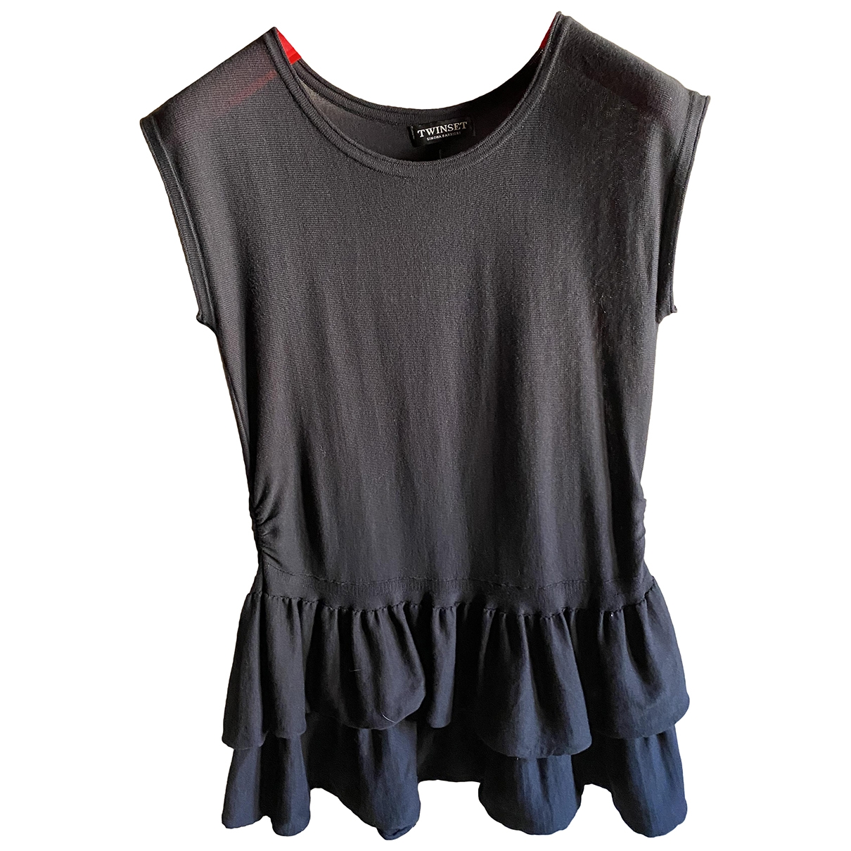 Twin Set \N Black Cotton dress for Women S International