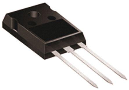 Taiwan Semiconductor N-Channel MOSFET, 8 A, 800 V, 3-Pin ITO-220 Taiwan Semi TSM8N80CI C0G (1000)