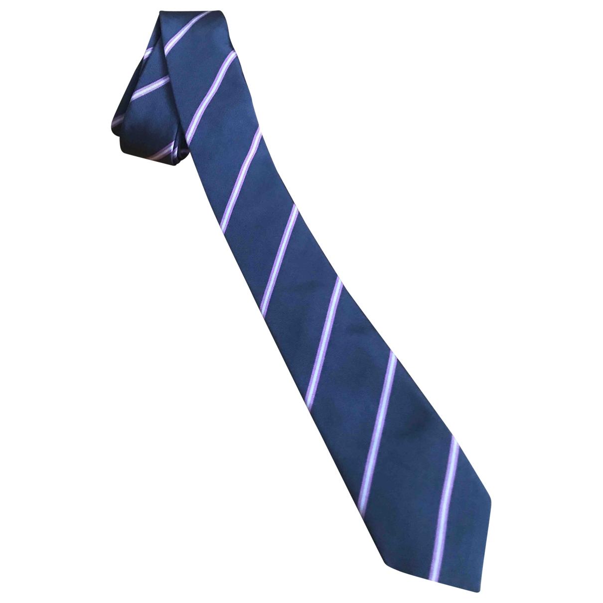 Paul Smith - Cravates   pour homme en soie - multicolore