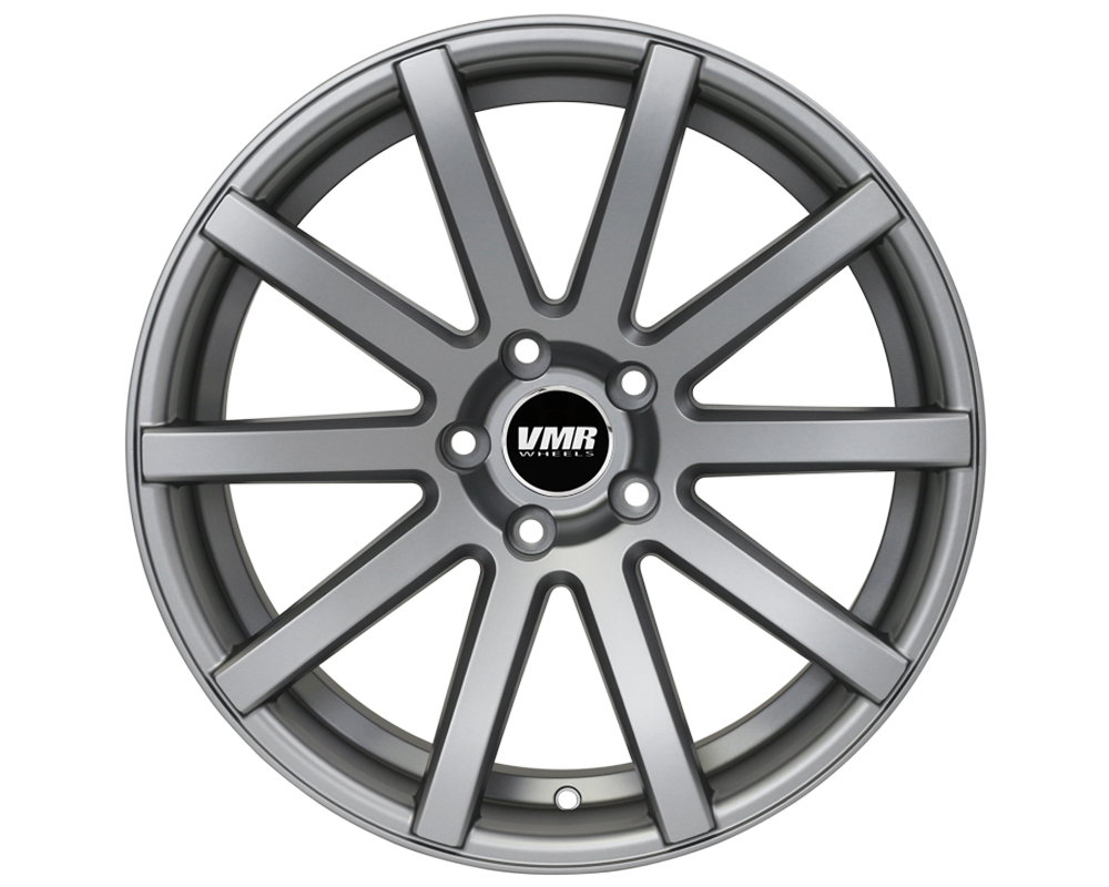 Velocity Motoring V13753 V702 Wheel Matte Gunmetal 20x10 25mm