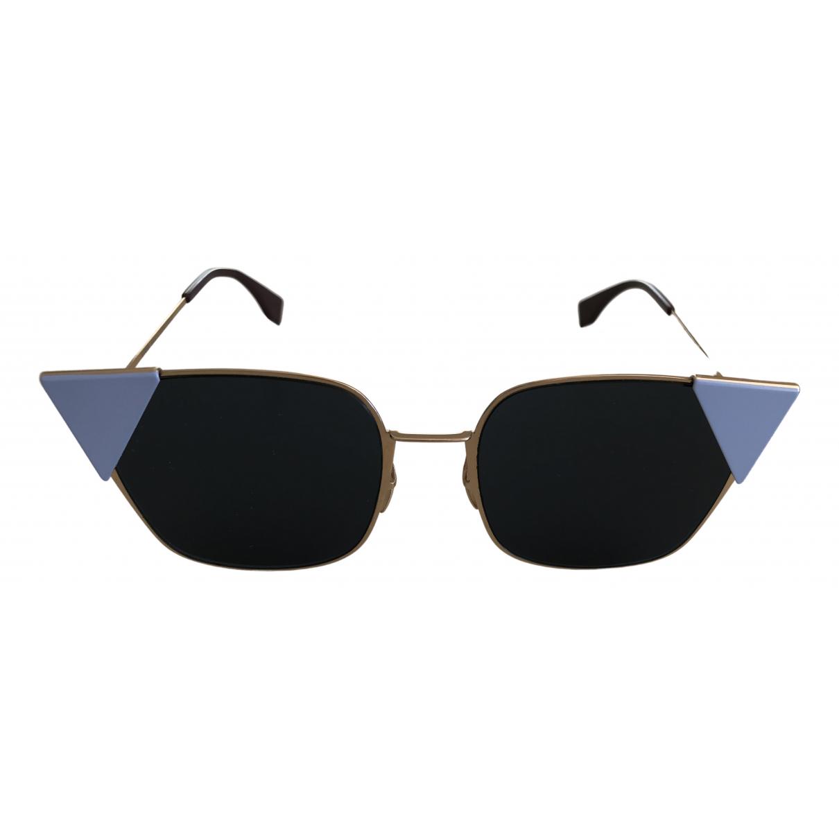 Fendi \N Sonnenbrillen in Metall