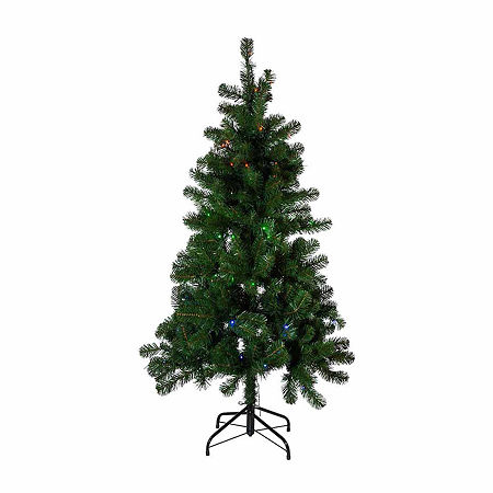 Kurt Adler 5 Foot Pine Christmas Tree, One Size , Multiple Colors