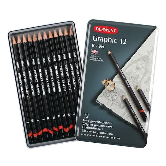 Derwent® Graphic 12 Technical Pencil Set | Michaels®