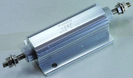 PCN Aluminium Housed Wire Wound Panel Mount Resistor, 15Ω ±1% 50W