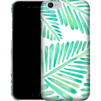 Apple iPhone 6 Plus Smartphone Huelle - Banana Leaves Seafoam von Cat Coquillette