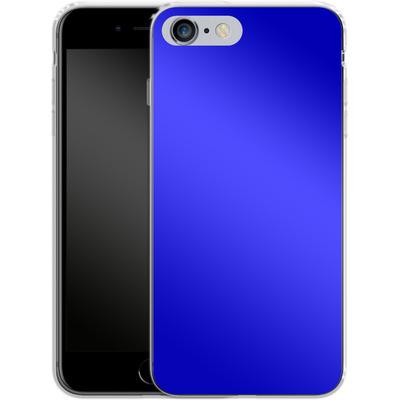 Apple iPhone 6 Plus Silikon Handyhuelle - Test Blue von caseable Designs