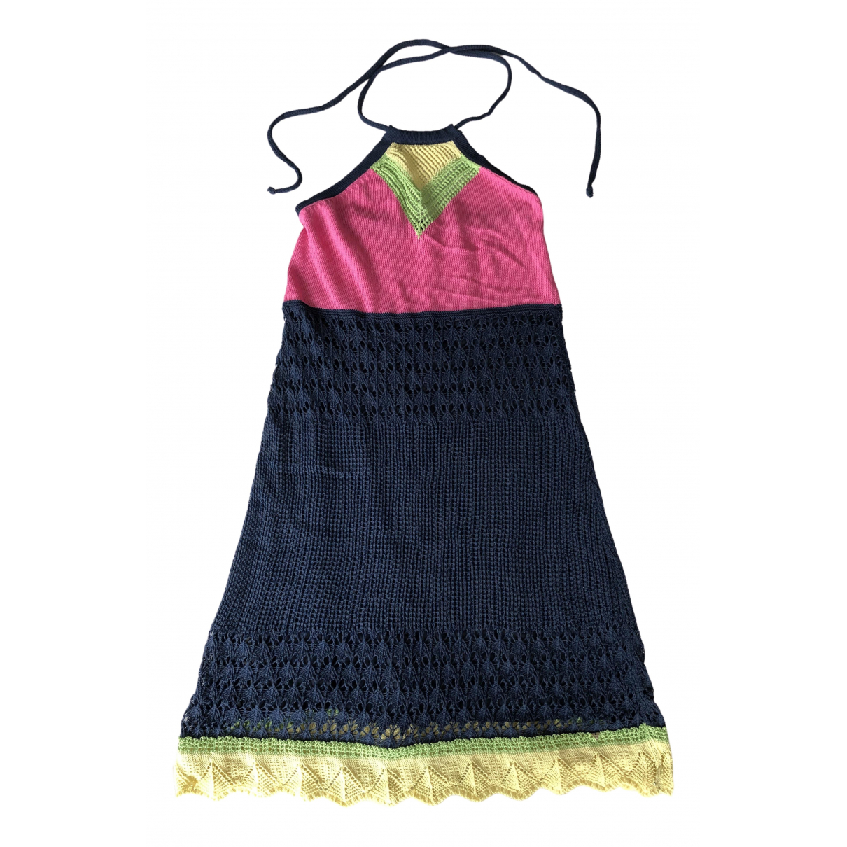 Guess \N Multicolour Cotton dress for Women L International