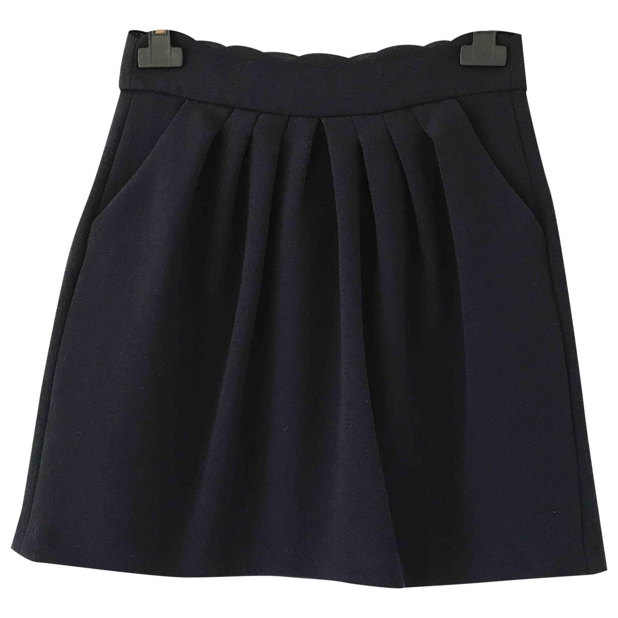 Claudie Pierlot \N Black skirt for Women 36 FR