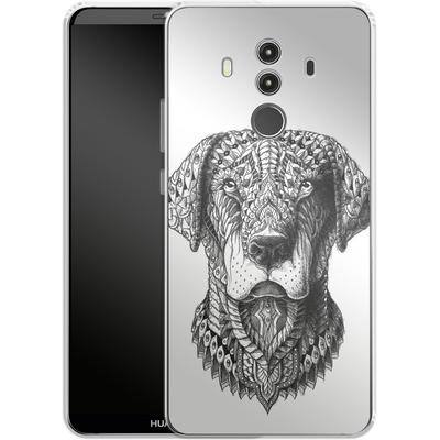 Huawei Mate 10 Pro Silikon Handyhuelle - Labrador von BIOWORKZ
