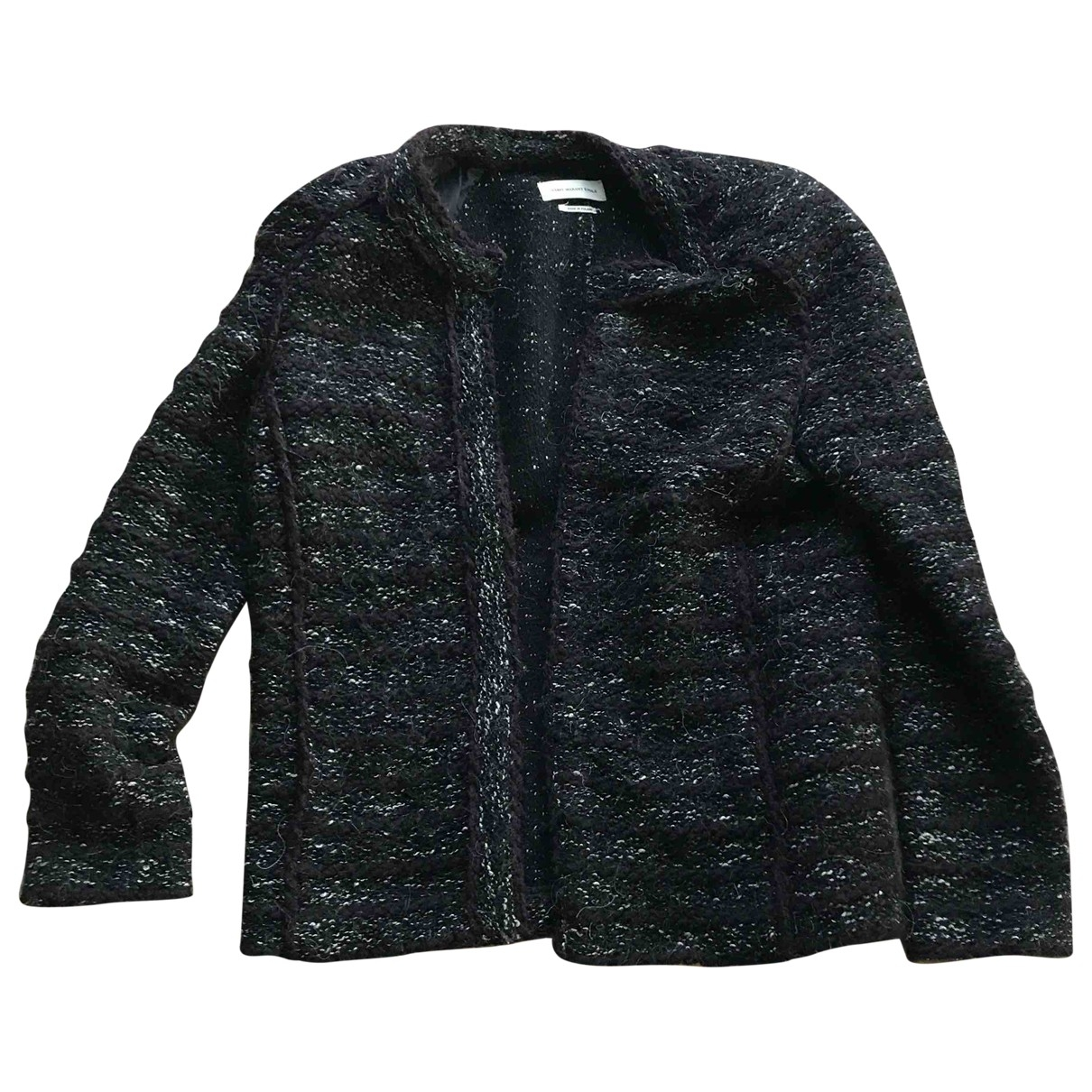 Isabel Marant Etoile \N Black Wool jacket for Women 44 FR