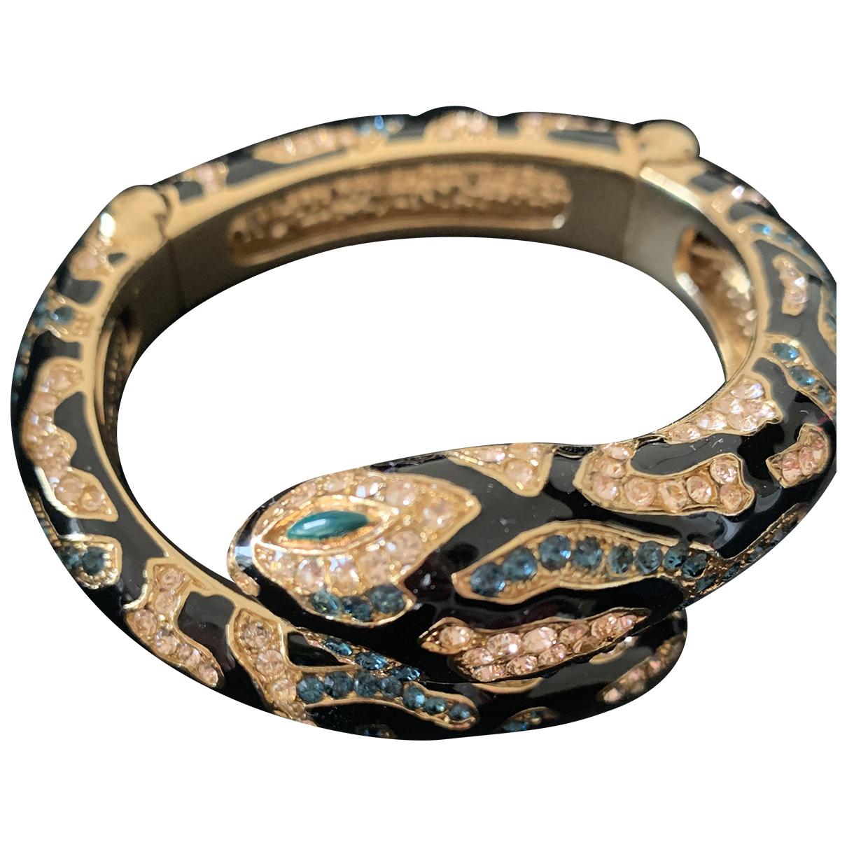Roberto Cavalli \N Armband in Vergoldet