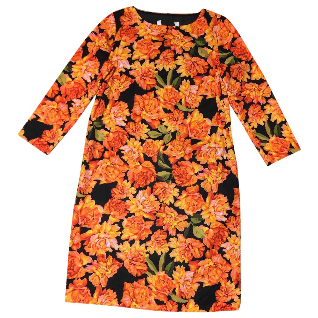 Marella N Orange dress for Women M International
