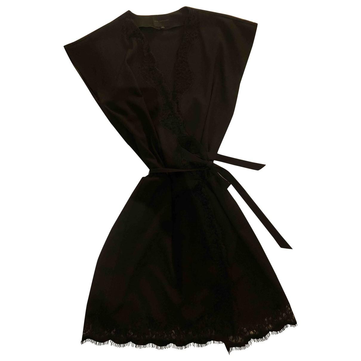Hôtel Particulier \N Black dress for Women S International