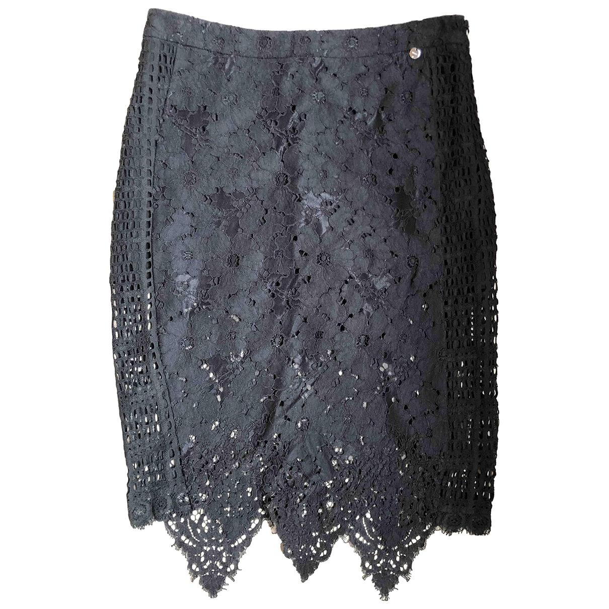 Liu.jo \N Black skirt for Women 46 IT