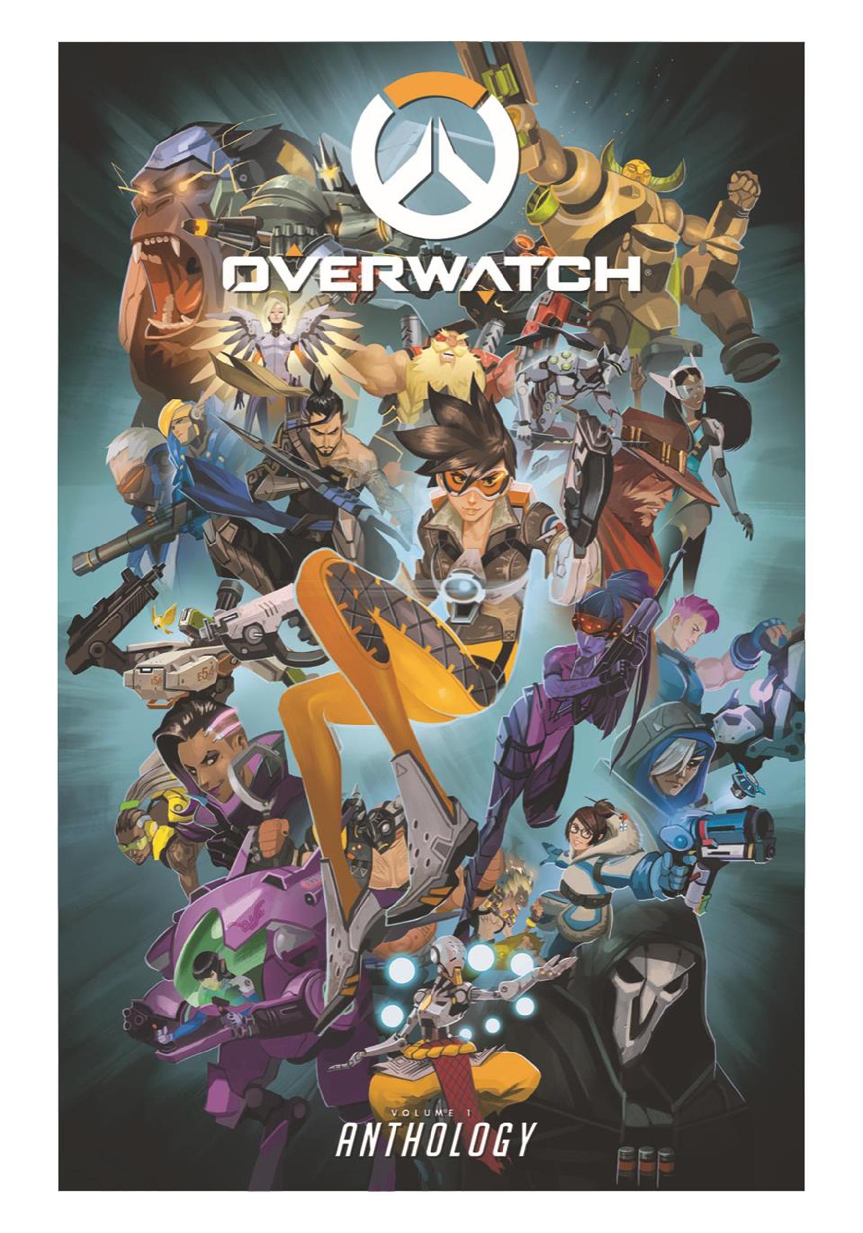 Overwatch Anthology Vol. 1