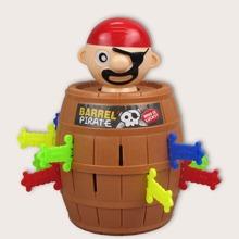 1 Stueck Piraten-Spiel aus Kunststoff