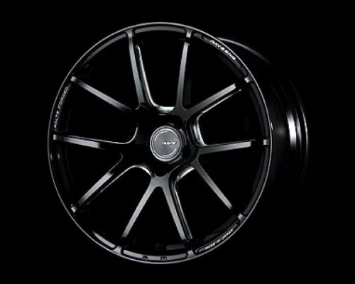 Waltz Forged WRS5RU44MKW S5-R Wheel 18x8 5x112 44mm Black Double Machining
