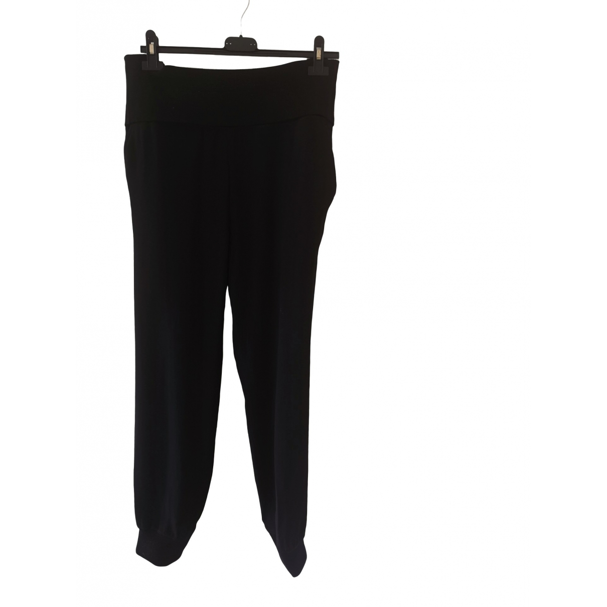 Theory \N Black Trousers for Women L International