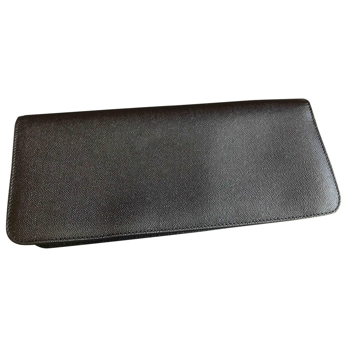 Tom Ford \N Black Leather Clutch bag for Women \N