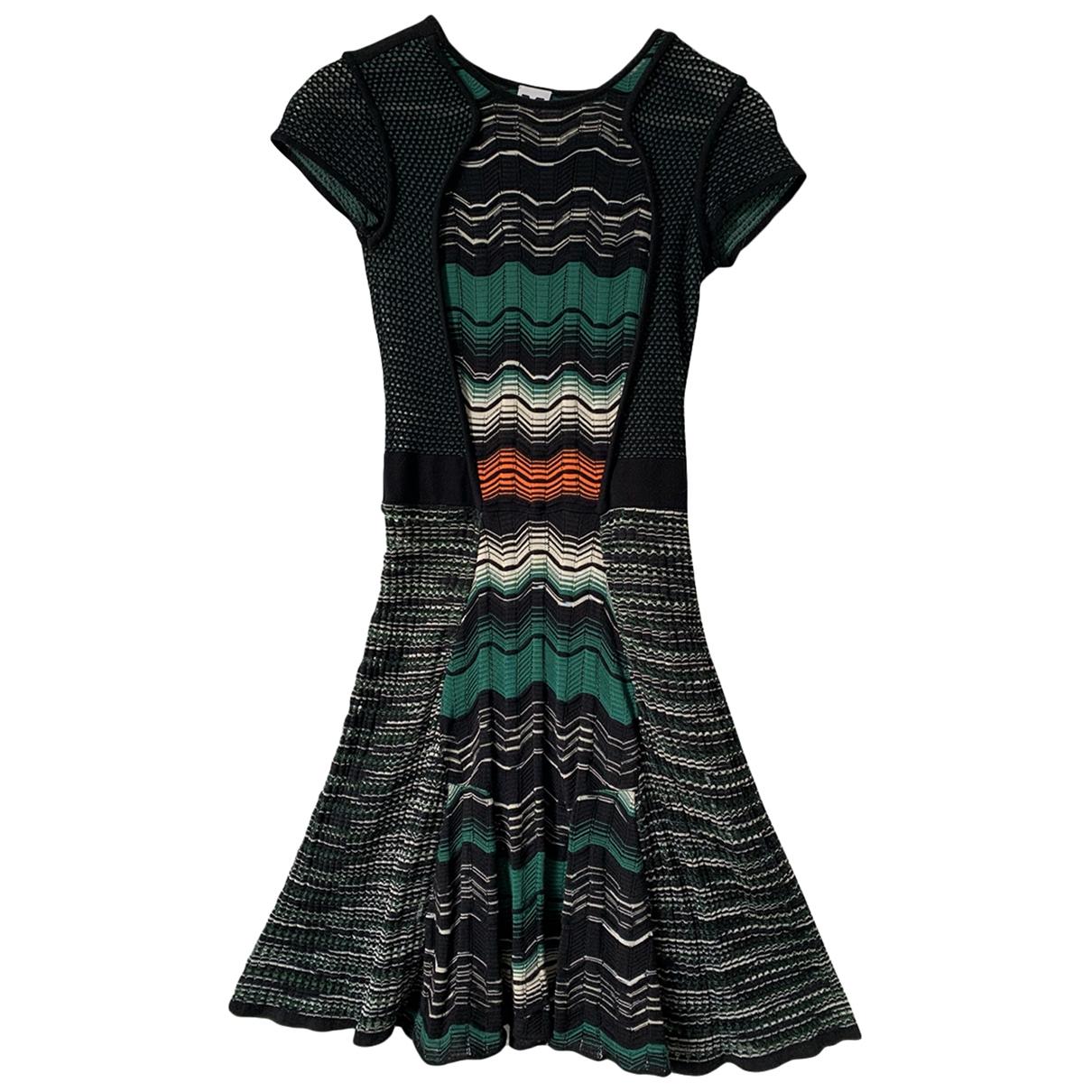 M Missoni \N Green Wool dress for Women 40 IT