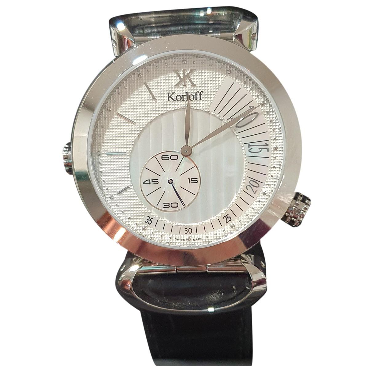 Relojes Korloff