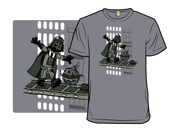 Darth And Friends T Shirt