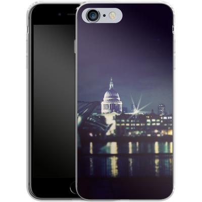 Apple iPhone 6 Plus Silikon Handyhuelle - Thames von Ronya Galka