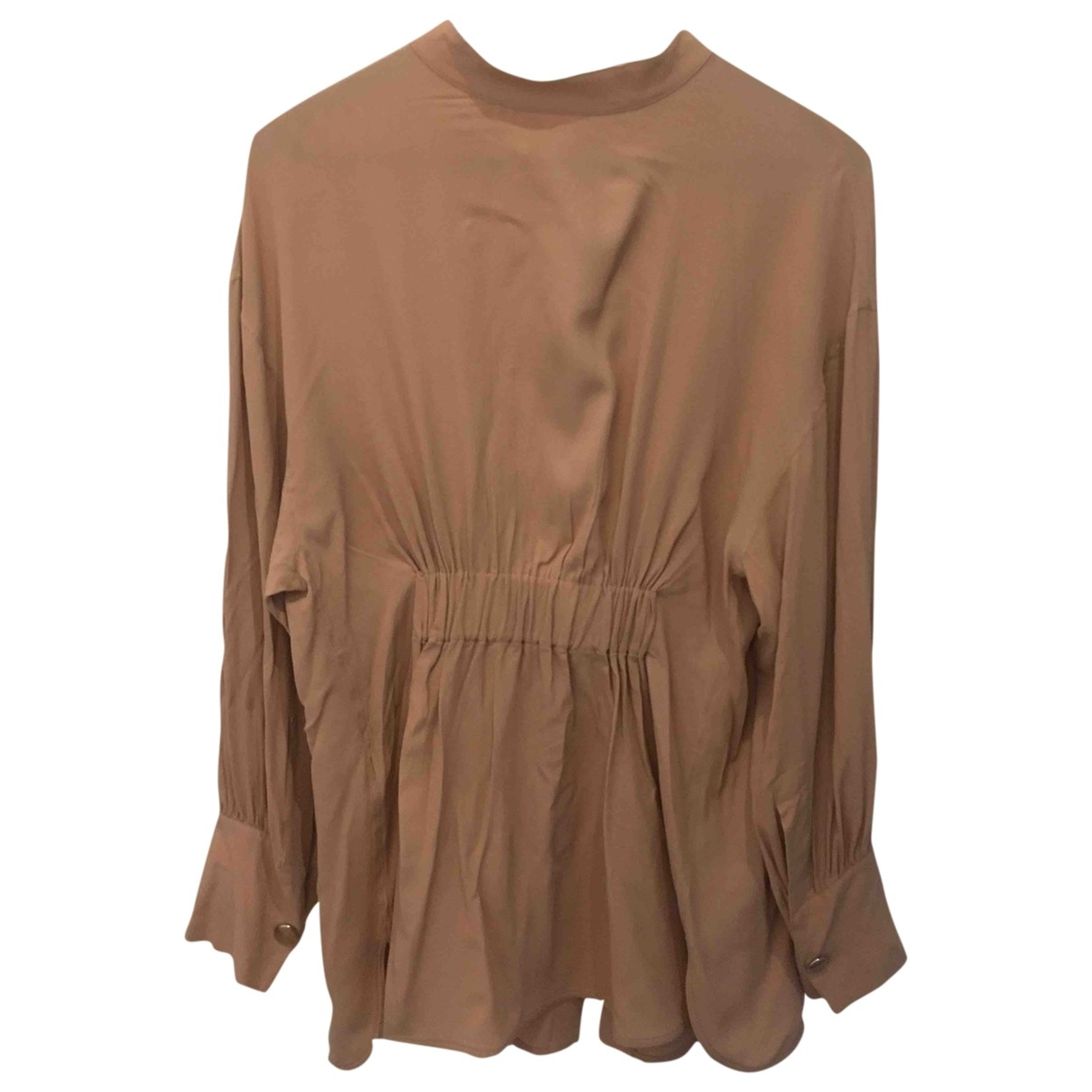 Marni \N Pink Silk  top for Women 40 IT