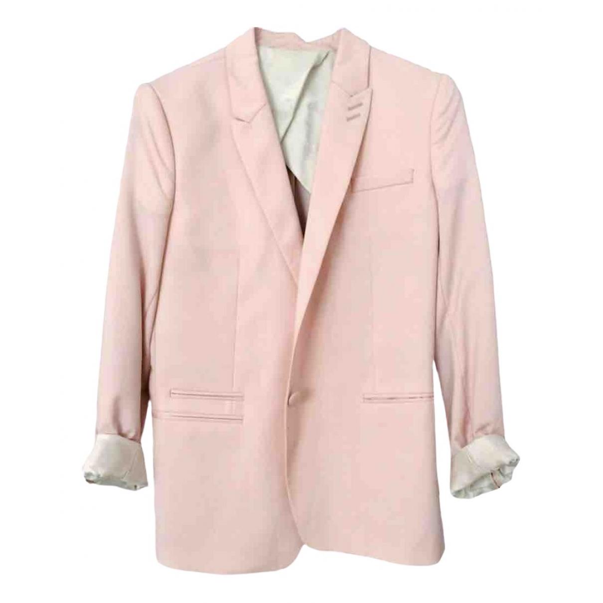 The Kooples \N Pink jacket for Women 34 FR