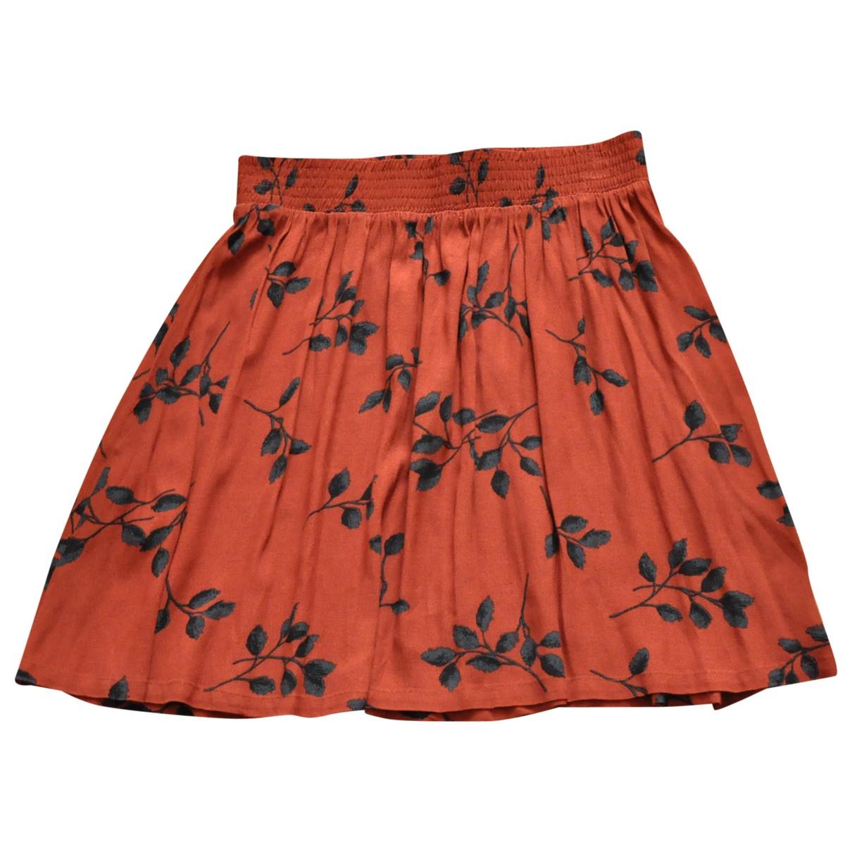 Minimum - Jupe   pour femme - rouge