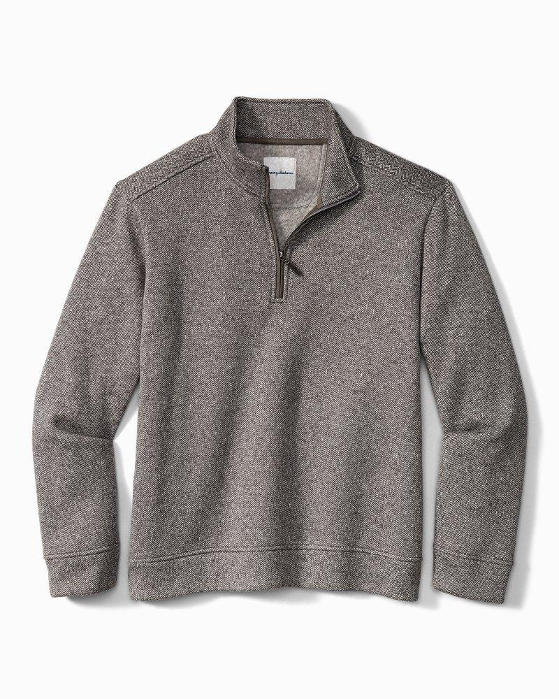 New Haven Half-Zip Sweatshirt