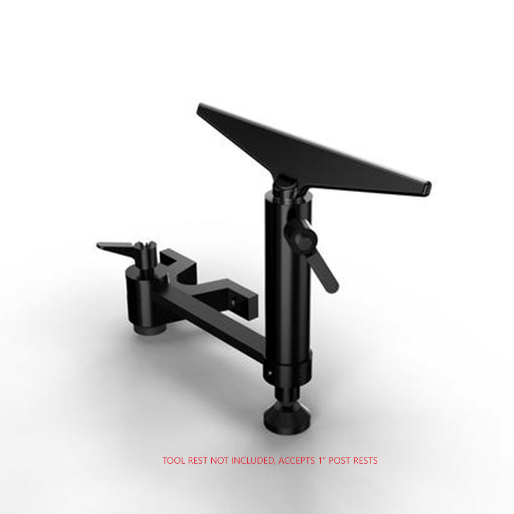 Outboard Turning Tool Rest Assembly