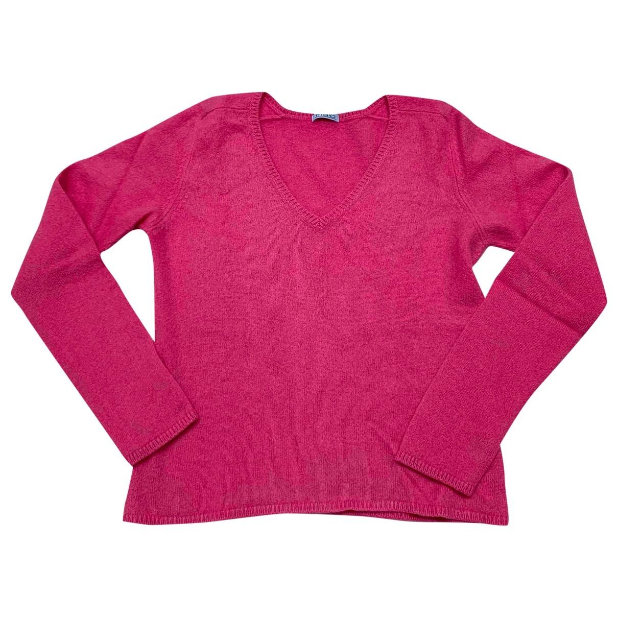 Malo \N Pink Cashmere Knitwear for Women 42 IT