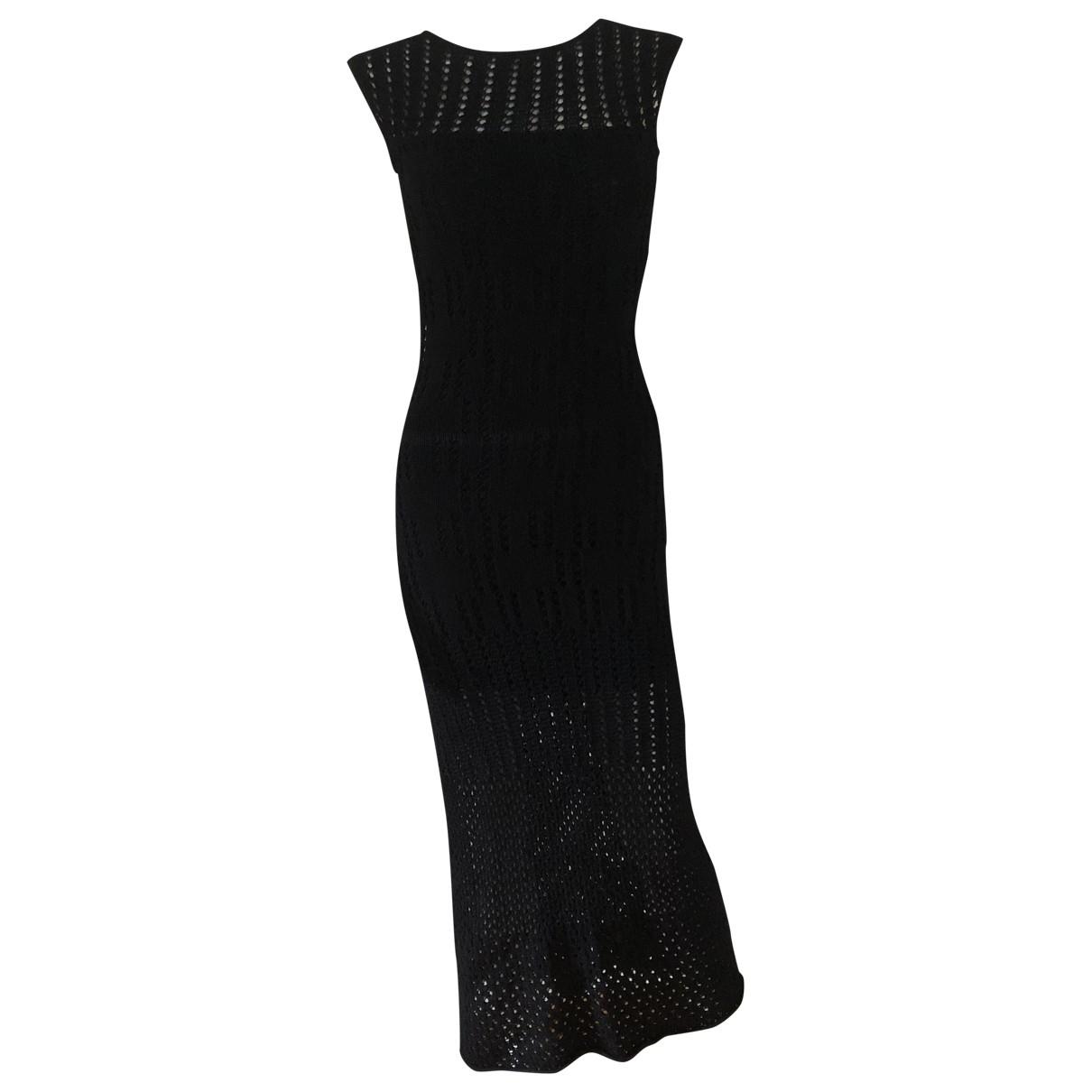 Catherine Malandrino \N Black dress for Women XS International