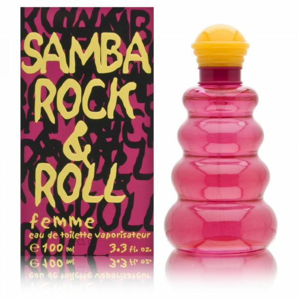 Samba Rock & Roll - Perfumers Workshop Eau de toilette en espray 100 ml