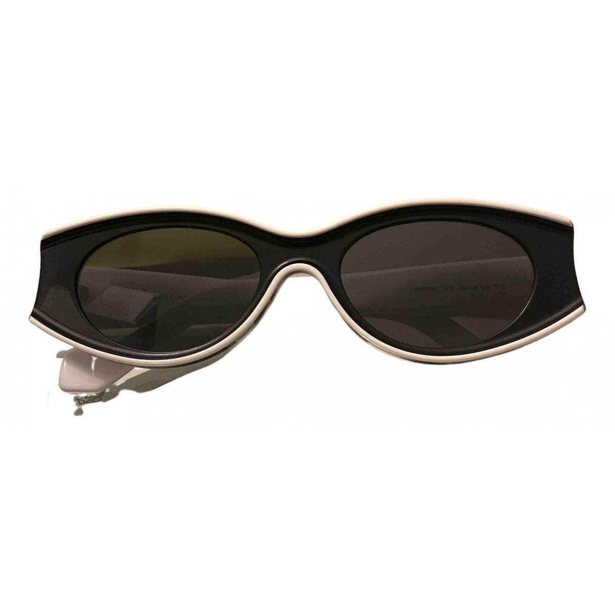 Loewe N White Sunglasses for Women N