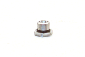 Canton Racing Products 23-450A 3/4-16 O-Ring Plug For Ford Water Necks