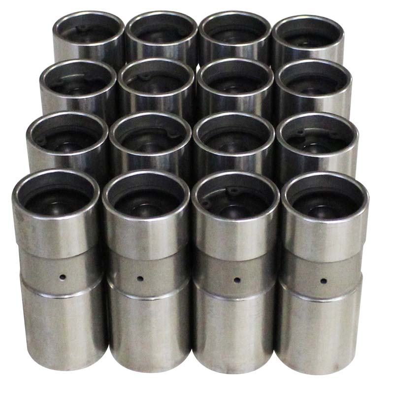 Mechanical Flat Tappet Tool Steel Lifters; Ford 221-302, 351W, 351C, 351M, 400, 429-460 Howards Cams 91205-16 91205-16