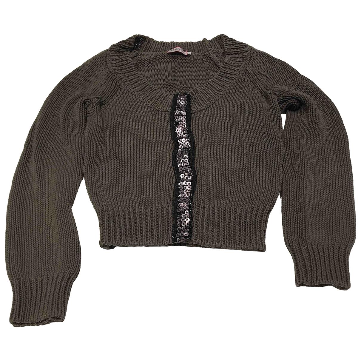 Max & Co - Pull   pour femme en coton