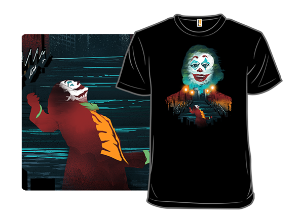 We Are All Clowns T Shirt