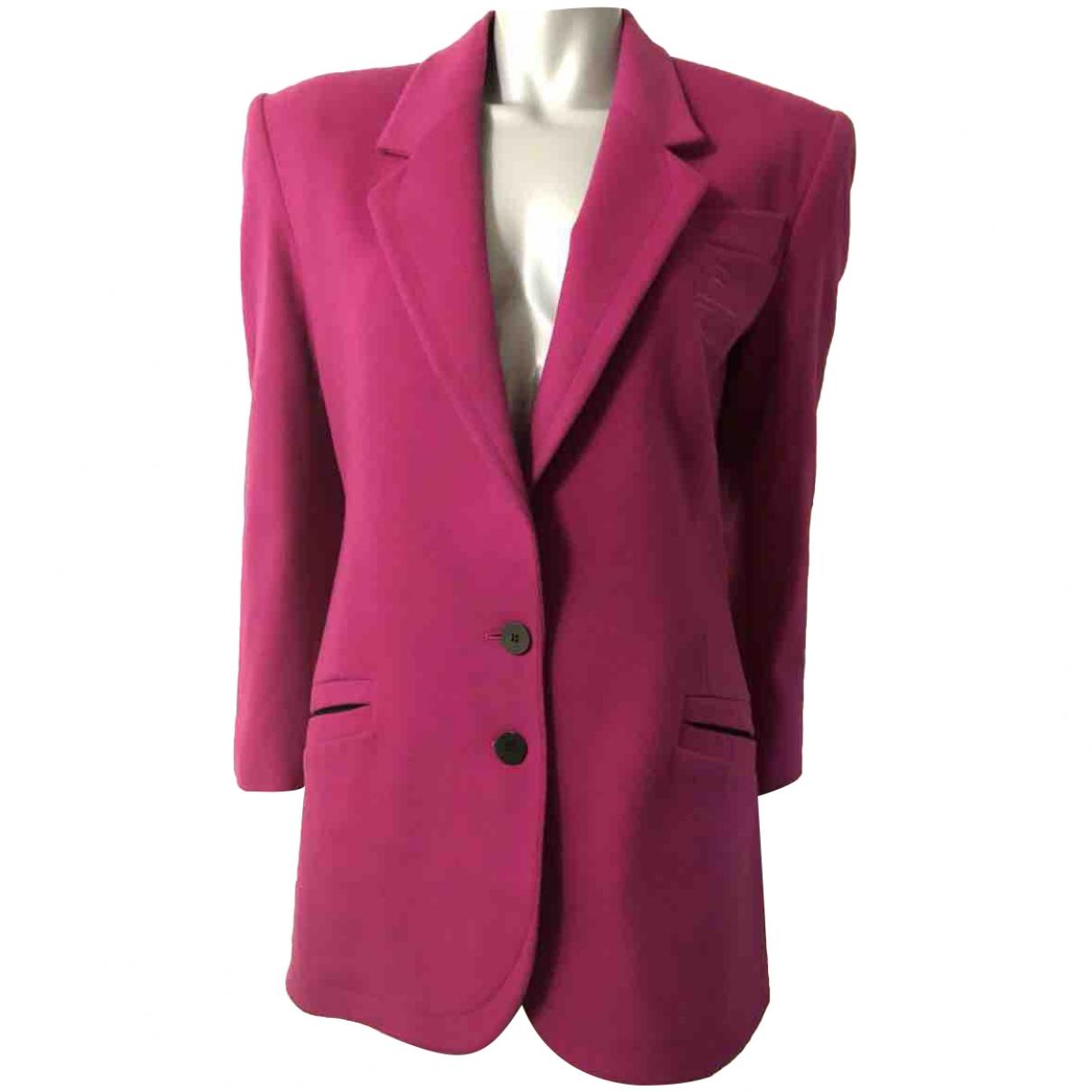 Louis Feraud \N Pink jacket for Women 40 FR