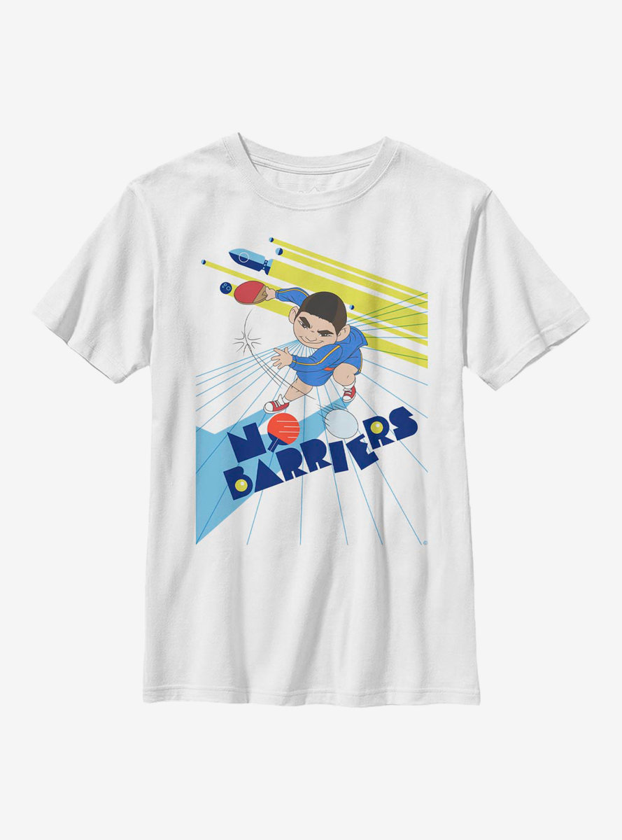 Over The Moon No Barriers Youth T-Shirt