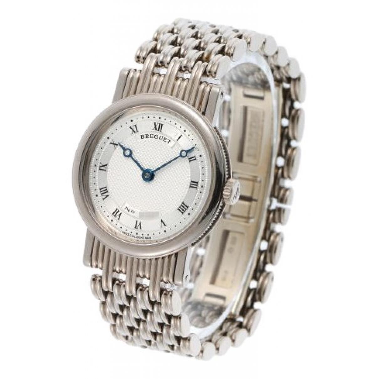 Reloj de Oro blanco Breguet