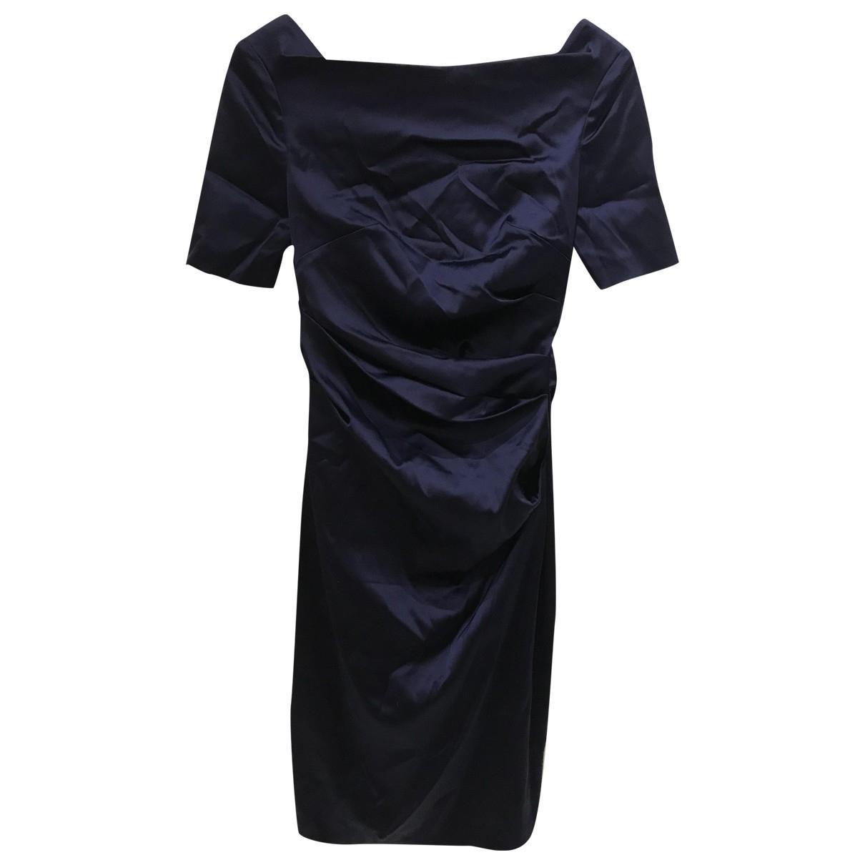 Talbot Runhof - Robe   pour femme - violet