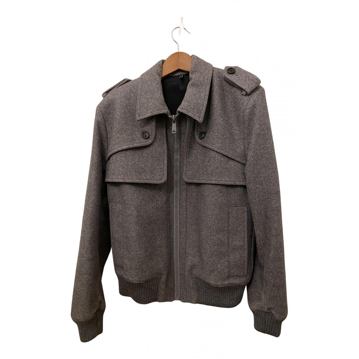 Dior Homme - Vestes.Blousons   pour homme en laine - gris