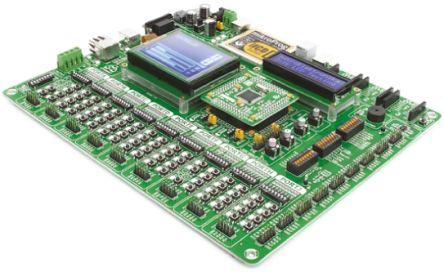 MikroElektronika EasyPIC PRO v7 MCU Development Kit MIKROE-995