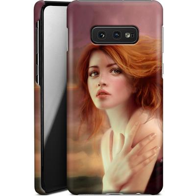 Samsung Galaxy S10e Smartphone Huelle - Melanie Delon - Hope von TATE and CO