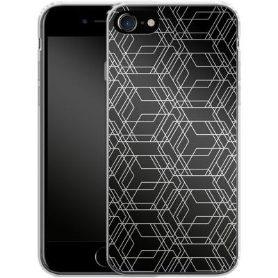 Apple iPhone 7 Silikon Handyhuelle - Disorient von caseable Designs
