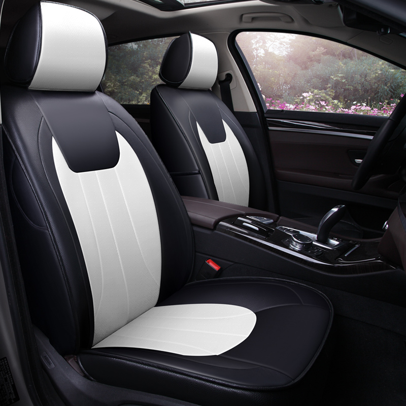 Sports Series Classy Simple Design Universal Car Seat Cover
