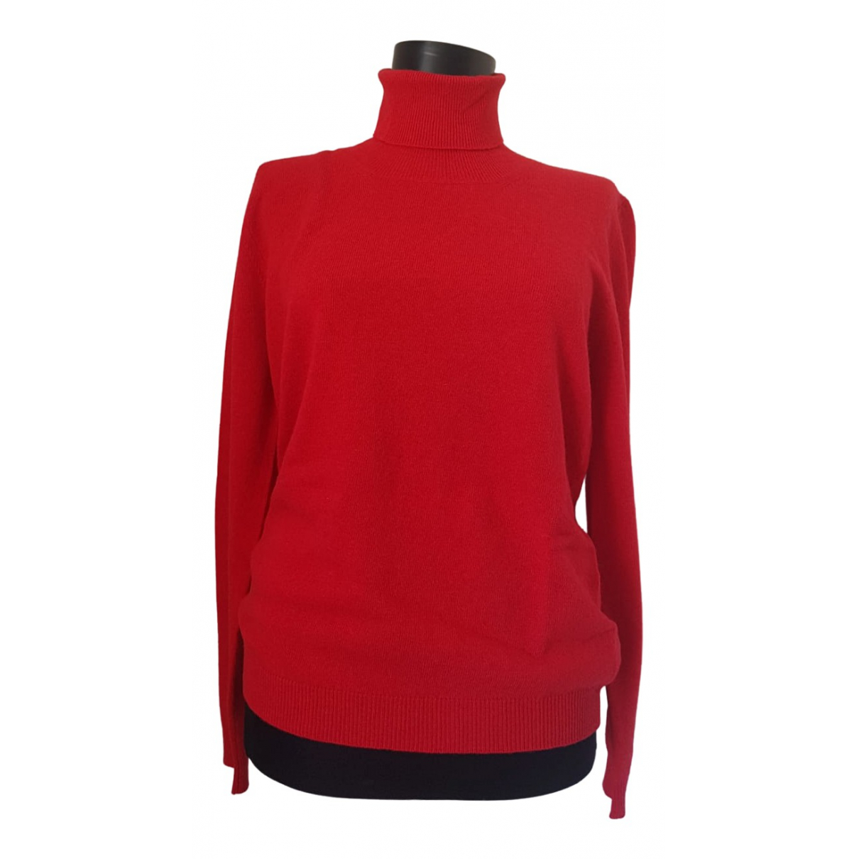 Max Mara \N Red Cashmere Knitwear for Women L International